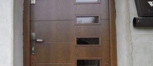 Drzwi Zewnętrzne 010