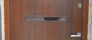 Drzwi Zewnętrzne 011