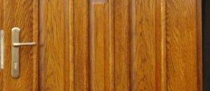 Drzwi Zewnętrzne 012
