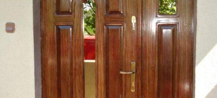Drzwi Zewnętrzne 004